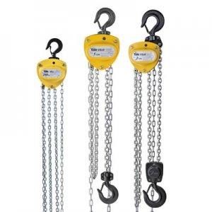 yale chain hoist